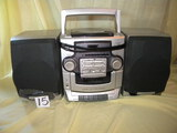 Dura-band Cd Compact Disc. Am/fm Cassette-record Radio; 20 Horse Training C