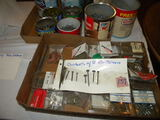 Large Selection Of New Nails And Screws.
