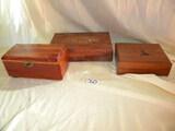 Jewelry Boxes= Jewelry Box Carved. 2 1/2x11 X 7