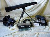 35mm Sears Ks Camera W/5mm Lenses;
