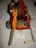 Mechanical Winch W/cable.