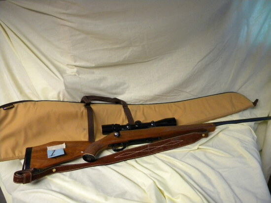 Smith And Wesson Model 1500 .270wcf Montecarlo Walnut Stock Registration #78