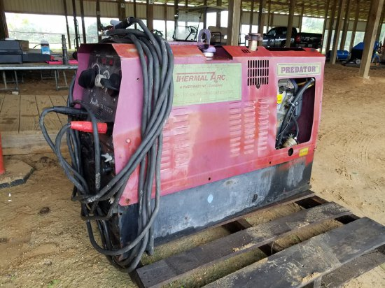 270 AMP Thermal Predotor Gas Welding Machine