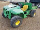 John Deere Gator 4 x 2 W/ Dump Bed