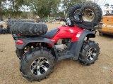 Honda Rancher ATV ** RUNS **