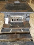 Antique Wood Burning Stove / Oven