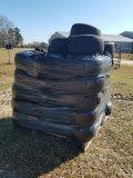 Appox 45 Golf Cart Tires W/ Rims