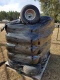 Appox 35 Golf Cart Tires W/ Rims