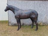 Full Size Cast Aluminum Horse Statue