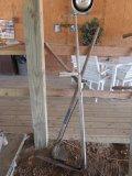 Antique Post Hole Digger/ Shovel