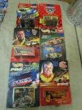 Assorted Hot Wheel Race Cars