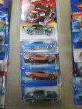(5) Assorted Buick Hot Wheel Cars