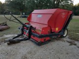 Commercial Turf Tidy 1800 Sod Sweeper