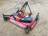 5ft Finishing Mower W/ 3 Point Hitch