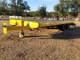24' Pintle Hitch Trailer