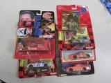 (7) Race Car Hot Wheel Cars
