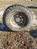 (1) Rim W/ Tire For ¾ Ton Ford Truck