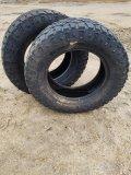 (2) 295 / 65 R18 Mudd Grip Tires