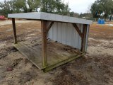 Small Dog Shed
