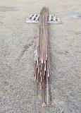 Bundle Of 20ft Rebar Metal Rods