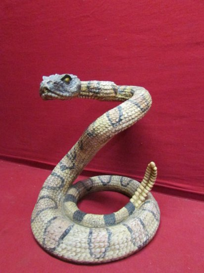 Rattle Snake Statue