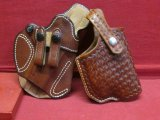 (2) Leather Holsters