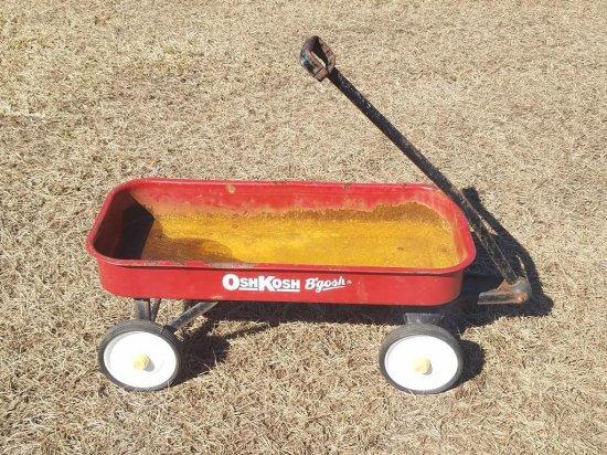 OshKosh B'gosh Radio Flyer Red Wagon