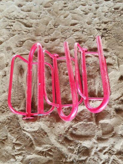 (3) Wall Hanger For Saddles