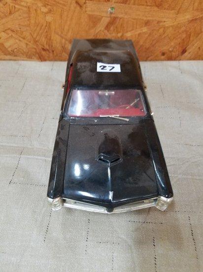 1966 Pontiac GTO Model Car