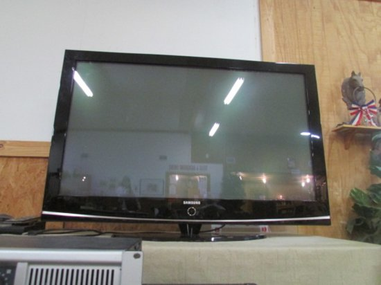 "55"" Samsung Flat Screen Plasma TV"