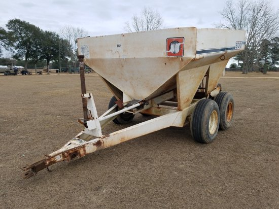Willmar 500 Fertilizer Spreader *WORKS*