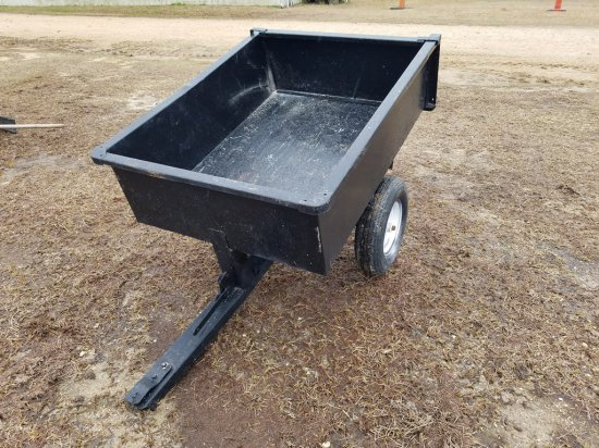 Pull Behind Wagon W/ Tail Gate