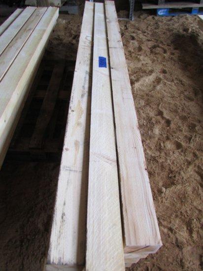 """(10) 1"""" x 4"""" x 7' 10"""" Fir Lumber"""