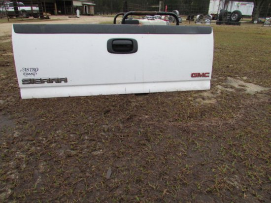 2007 Classic Tailgate For GMC