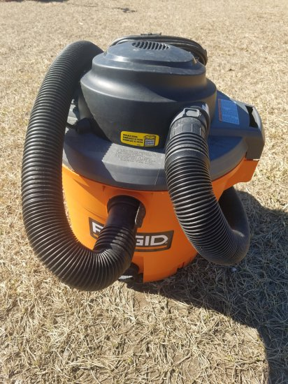 Ridge Shop Vac *WORKS*
