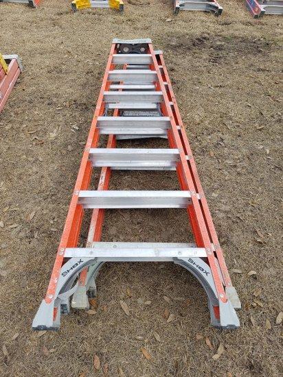 (2) 8ft Fiberglass Ladders