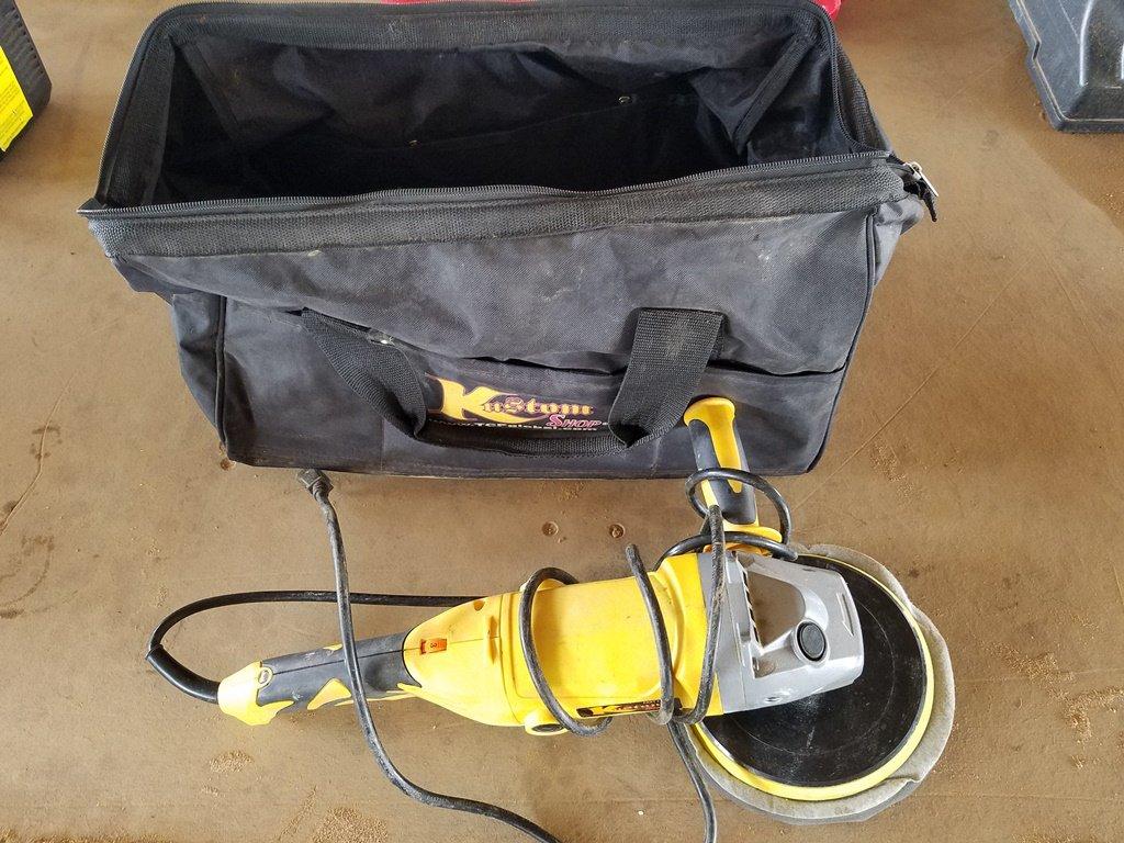 Keystone Electric Polisher W/ Bag