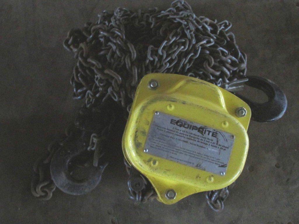 Equiprite 2 Ton Chain Hoist