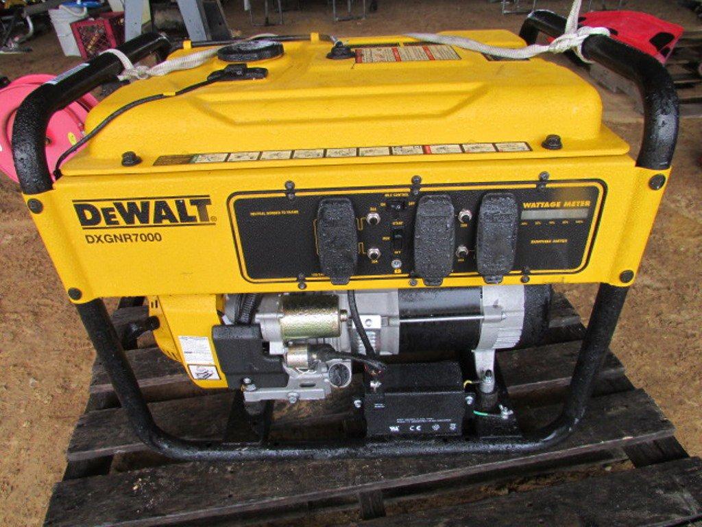 Dewalt DXGNR700 2016 Model Generator *WORKS*