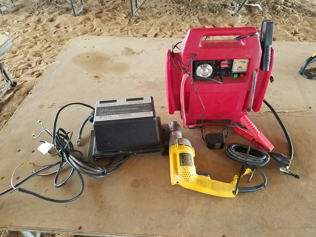 Professional Dual Charging System For Boat
