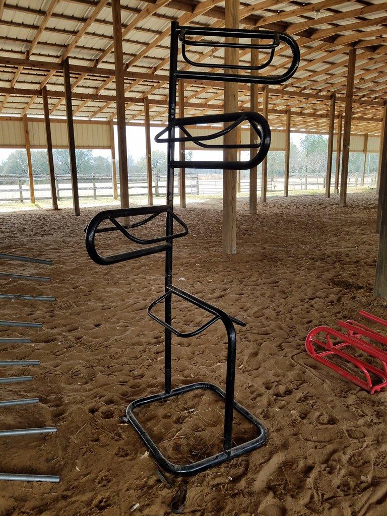 Saddle Rack