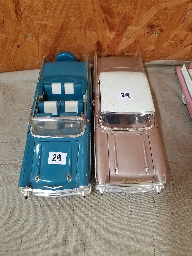 1957 Chevy Bel Air & 1957 Chevy Bel Air
