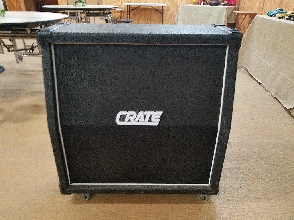 Crate Amp Model GE-412S WORKS