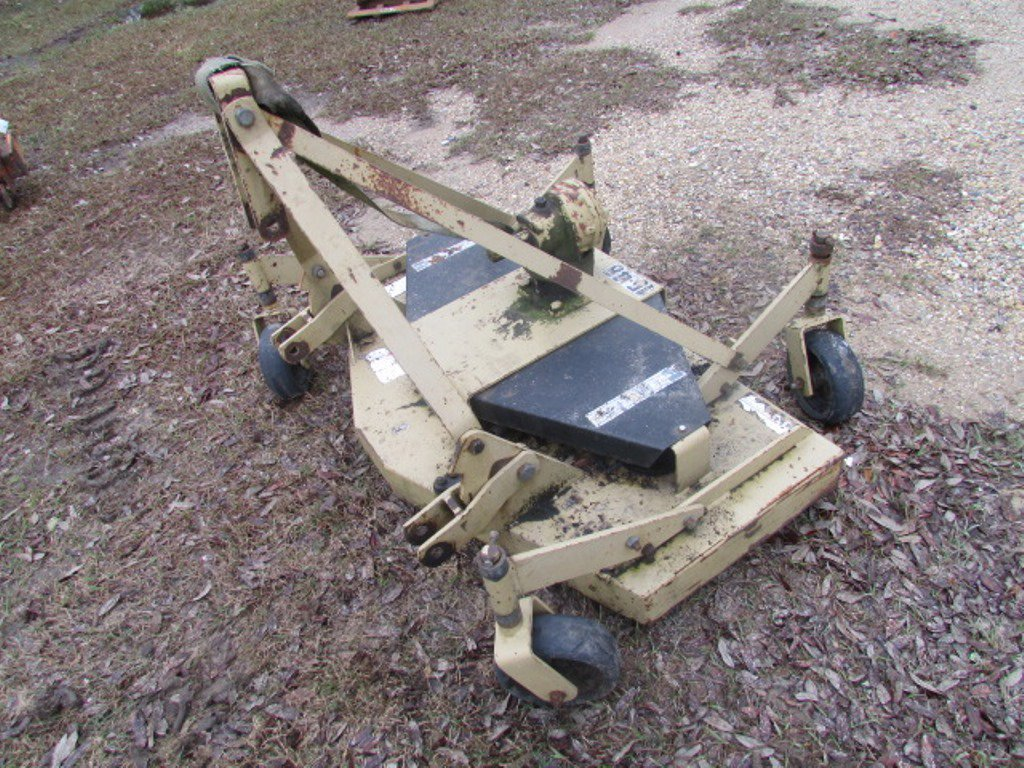 4ft 3 Point Hitch Finish Mower