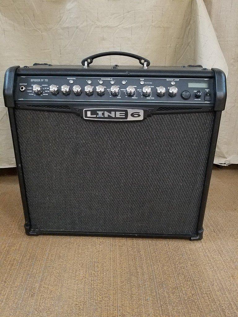 Line6 Spider IV Amplifier *WORKS*