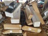 Assorted Yamaha Dash Assembly, Enclosure &