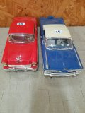 1955 Hard Top Bel Air Chevy & 1959 Chevy Cruze
