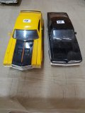 1969 Plymouth Barracuda & 1970 Buick GSX