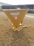 Cast-A-Way Seed Spreader Type 2 W/ PTO Shaft
