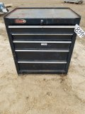 5 Drawer Tool Box W Key